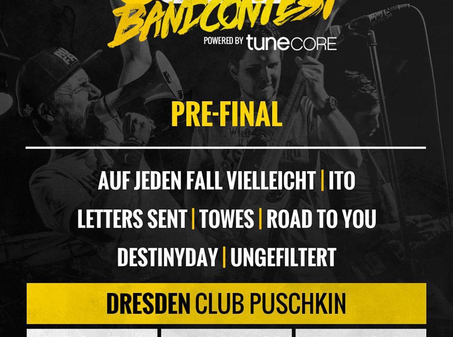 SPH Bandcontest Pre-Finale