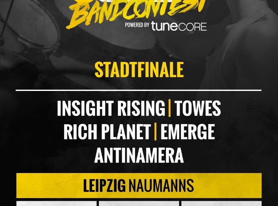 SPH Bandcontest – Stadtfinale