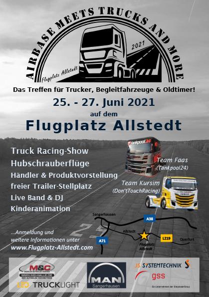 Truckertreffen Allstedt 2021